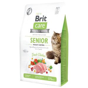 Brit Care Cat GF SENIOR 2 kg