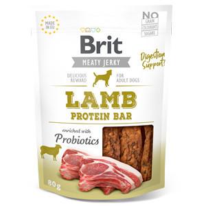 Brit Dog Jerky Lamb Protein Bar