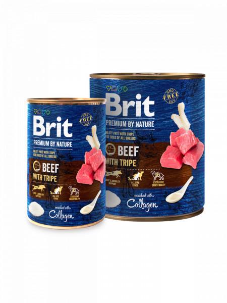 Brit Premium by Nature Beef 800 gr + 400 gr