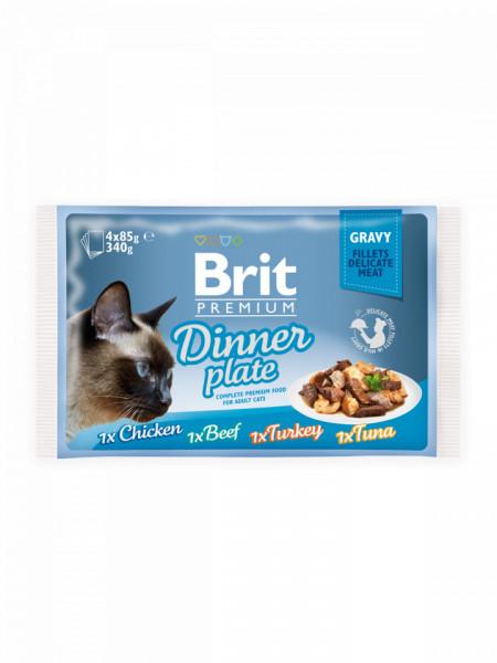Brit Premium Cat Dinner Plate
