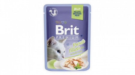 Brit Premium Cat Delicate Pastrav in Aspic