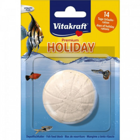 Depozit alimentar Vitakraft Holiday FishFood 25 g
