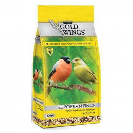 GOLD WINGS CLASSIC EUROPEAN FINCH/CINTEZA