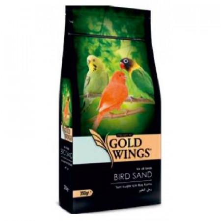 GOLD WINGS PREMIUM BIRD SAND / NISIP