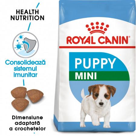 Hrana uscata caini ROYAL CANIN Mini Puppy