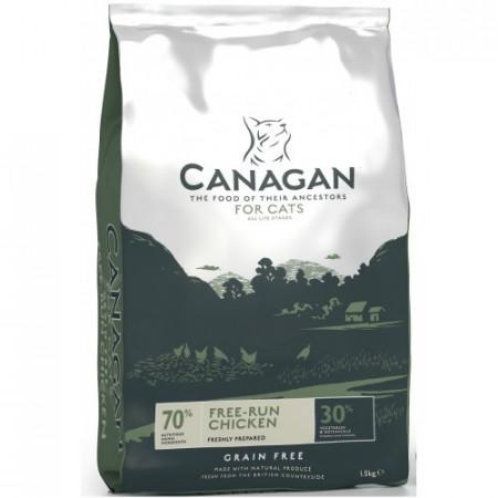 Hrana uscata pentru pisici Canagan cu pui