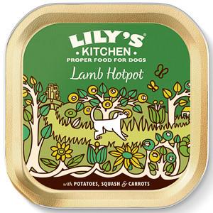 Lily's Kitchen Dog Lamb Hotpot