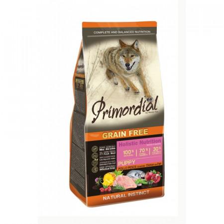 Primordial Grain-Free Holistic Dog Puppy Chicken & Sea Fish 12kg