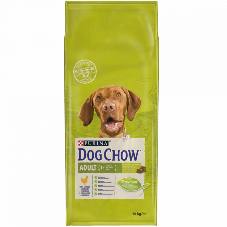 Purina Dog Chow Medium Breed Adult cu Pui 14 kg