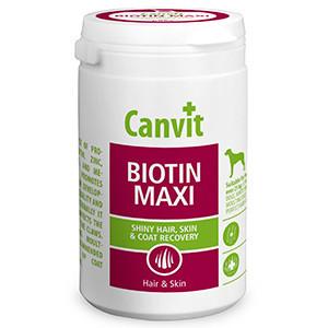 Canvit Dog Biotin Maxi 500 gr