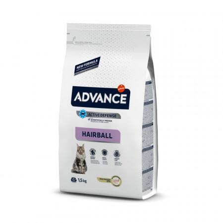 Advance Cat Hairball Curcan si Orez