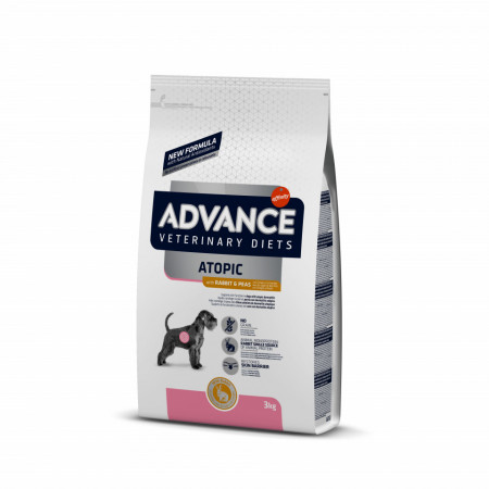 Advance Dietes Dog Atopic cu iepure 3 kg