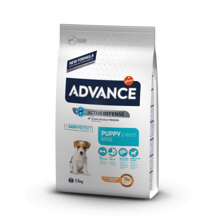 Advance Dog Mini Puppy Protect 7,5 kg