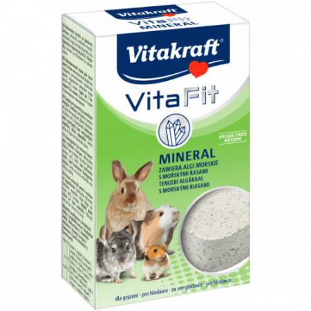 Bloc mineral pentru rozatoare Vitakraft Vitafit 170 Gr