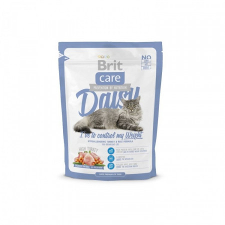 Brit Care Cat Daisy Control  Weight 400 gr