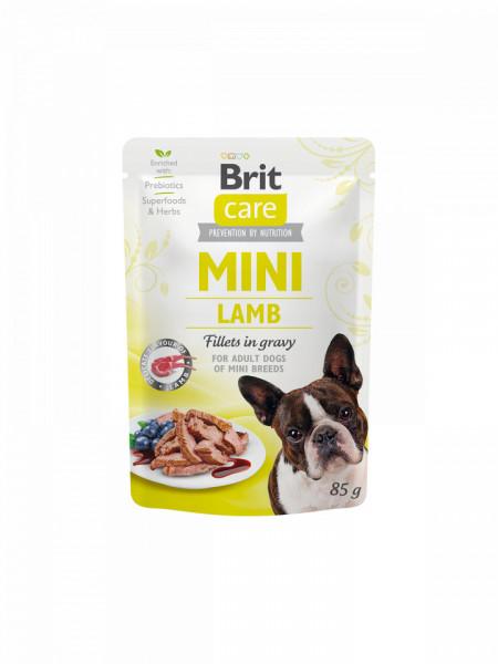 Brit Care Mini Lamb fillets in gravy