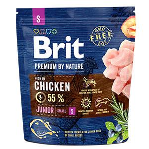 Brit Premium by Nature Nature Junior S 1 kg