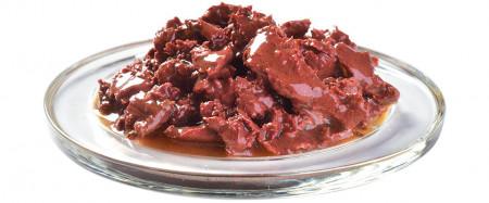 Beef Fillets in Gravy