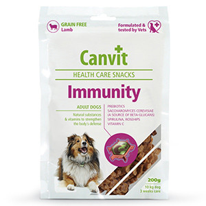 Canvit Health Care Snack Immunity 200 gr