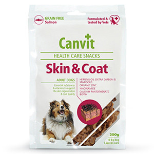 Canvit Health Care Snack Skin and Coat