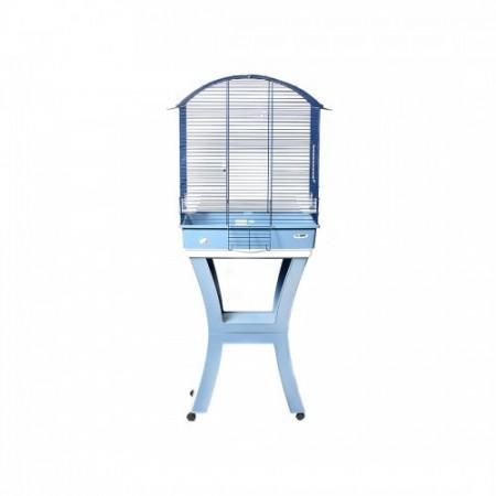Colivie albastra pentru pasari Imac Calla 62x43x78 cm