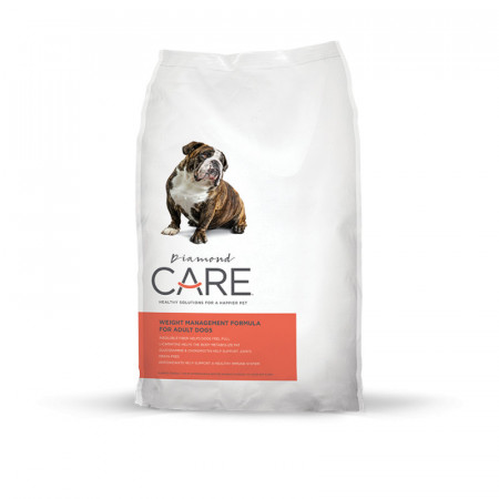 Diamond Care Weight Management Formula Adult Dogs 11.34 Kg