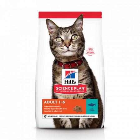 Hill's SP Feline Adult cu ton 1.5 kg