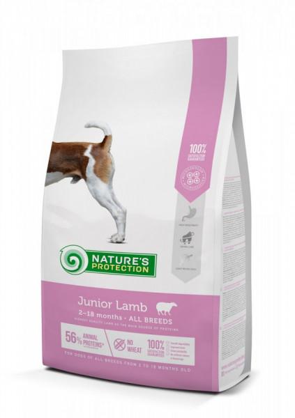 NATURES PROTECTION Junior cu miel 7.5 Kg