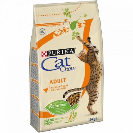 Purina Cat Chow Adult cu Pui