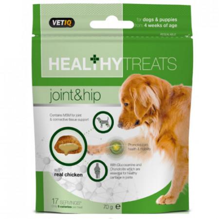 Recompense pentru caini Vetiq Joint and Hip 50 g