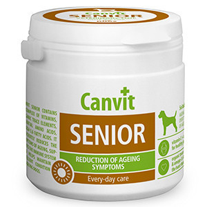 Supliment Nutritiv Canvit Dog Senior 500 gr