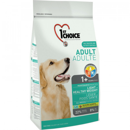 1ST CHOICE DOG ADULT ALL BREEDS LIGHT 12KG