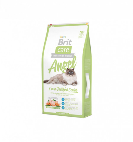 Brit Care Cat Angel Delighted Senior 7 kg