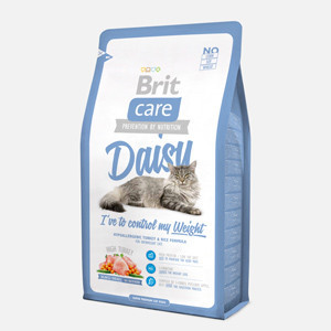 Brit Care Cat Daisy Control  Weight 2 kg