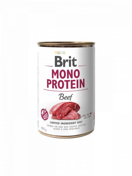 Brit Mono Protein Beef 400 gr