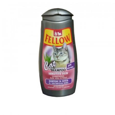 Fellow sampon pentru pisici, sensitive skin, 250 ml
