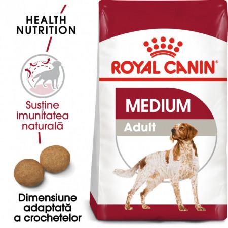 Hrana uscata caini ROYAL CANIN Medium Adult