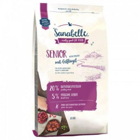 Hrana Uscata Pisici Sanabelle Senior 10 Kg