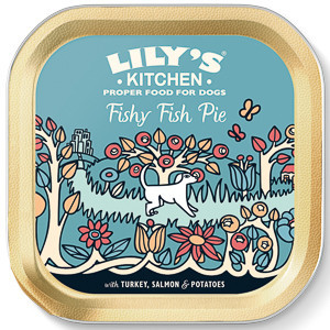 Lily's Kitchen Fishy Fish Pie 150 g