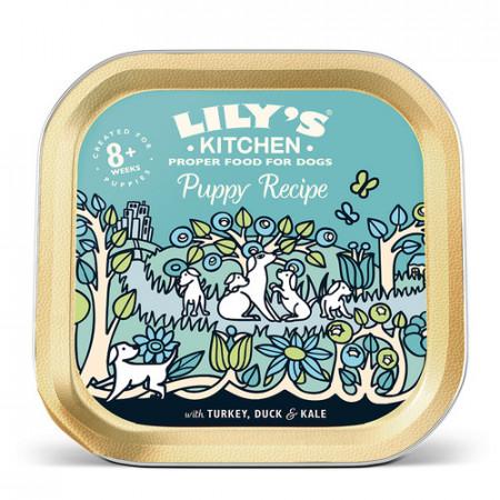 Lily's Kitchen Dog Turkey & Duck Puppy Recipe