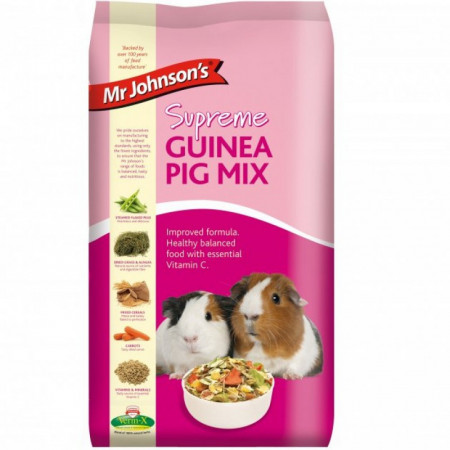 MR. JOHNSON`S SUPREME GUINEA PIG MIX (15 KG.)