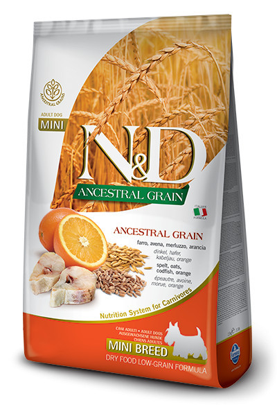 N&D Low Grain mini Dog