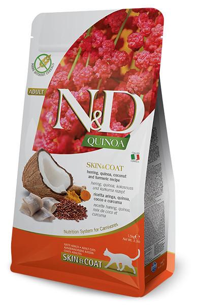Natural&Delicious Quinoa Cat