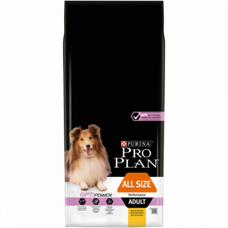 Purina Pro Plan All Size Adult Performance