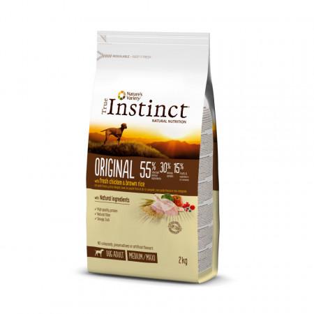True Instinct Original Dog Medium - Maxi Adult 2 kg
