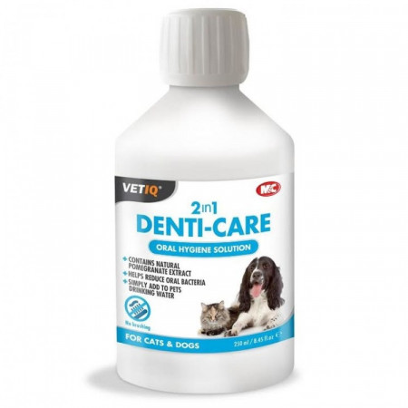 Vetiq 2 in 1 Denti-Care 250 ml