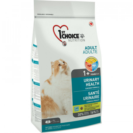 1ST CHOICE CAT ADULT URINARY HEALTH 1.8 KG