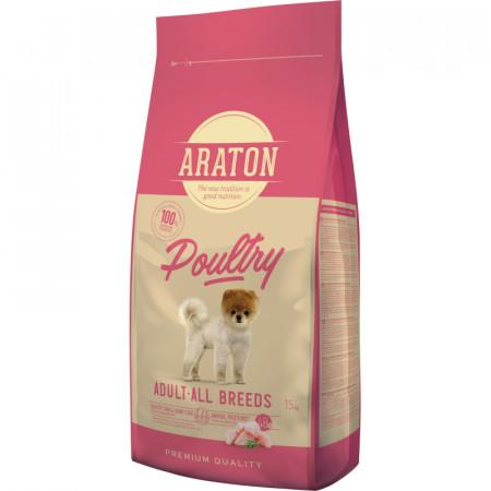 ARATON Dog Adult Mini & Medium 15 KG