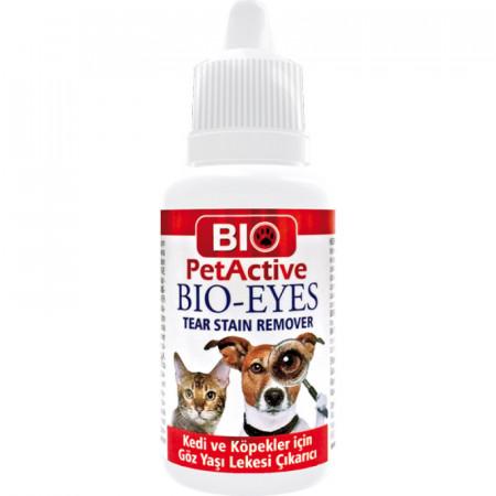 BIO-EYES - Reduce petele de lacrimi la caini si pisici