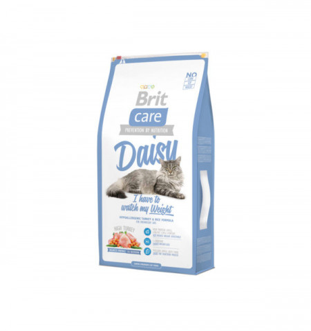 Brit Care Cat Daisy Control Weight 7 kg